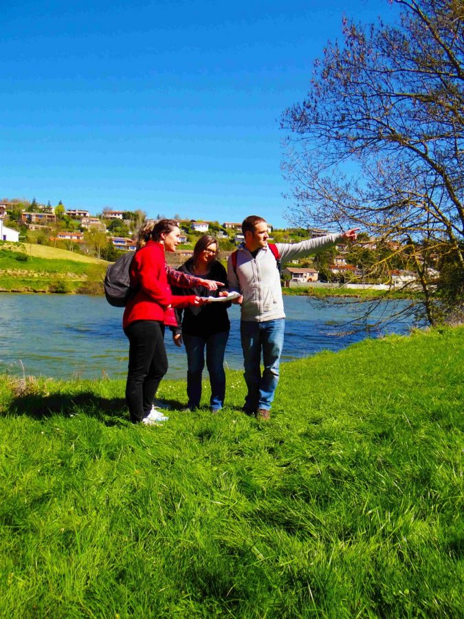 Orienteering course - Solutions
