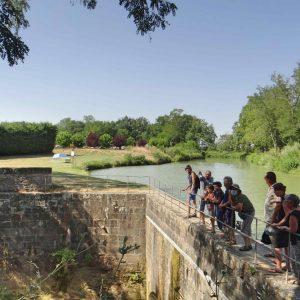 Visite Canal du Midi
