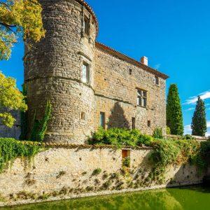Loubens-Lauragais Castle