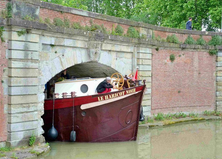 Péniche Haricot Noir canal du Midi Gardouch 9 © Nicolas Courneil (10)