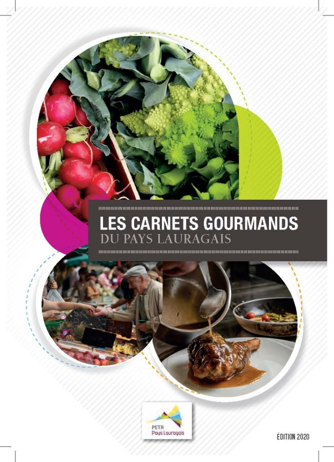 Carnets Gourmands du Pays Lauragais