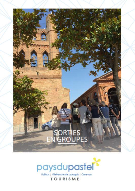 Groups brochure - Leisure 2019