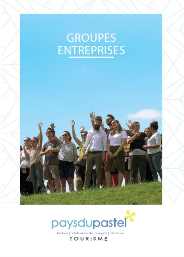 Brochure Groups - Companies 2020
