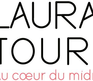 Logo Lauragais Tourisme fond blanc