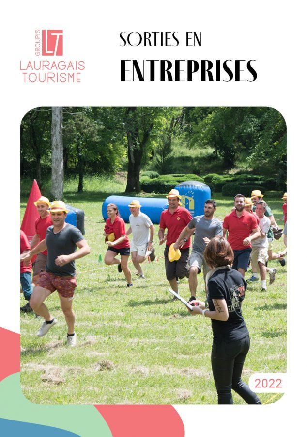 Brochure Groupes Entreprises