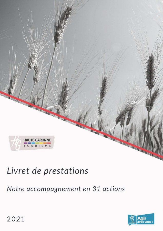 Haute-Garonne Tourisme - Folleto de servicio 2021