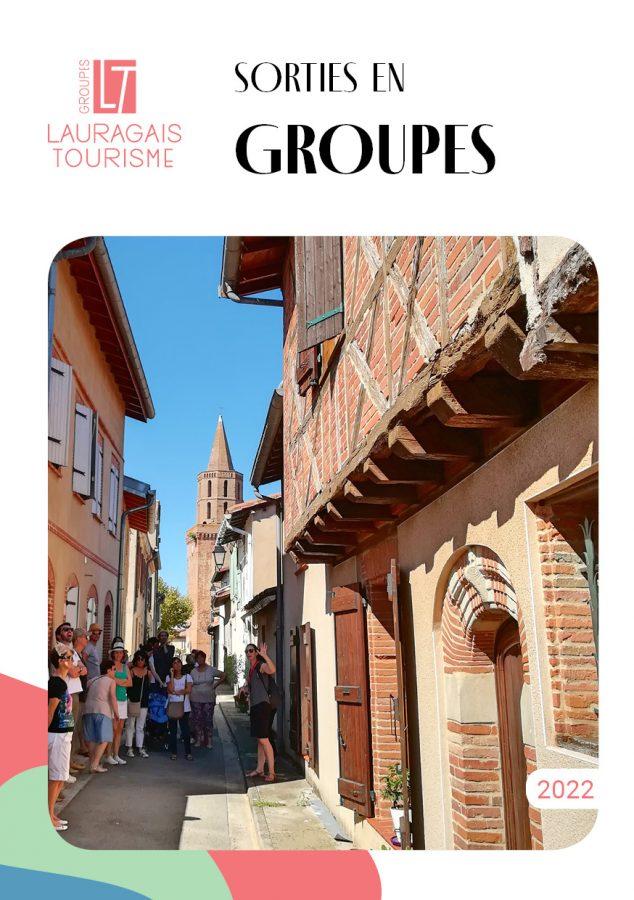 Brochure Groupes Loisirs