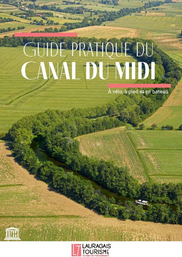 Guide Pratique du canal du Midi 2021