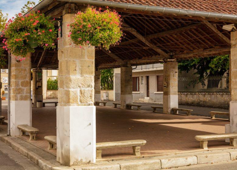 Halle d'Auriac