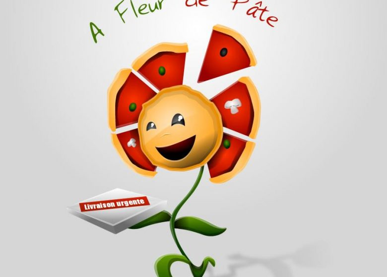 A flower of pate
