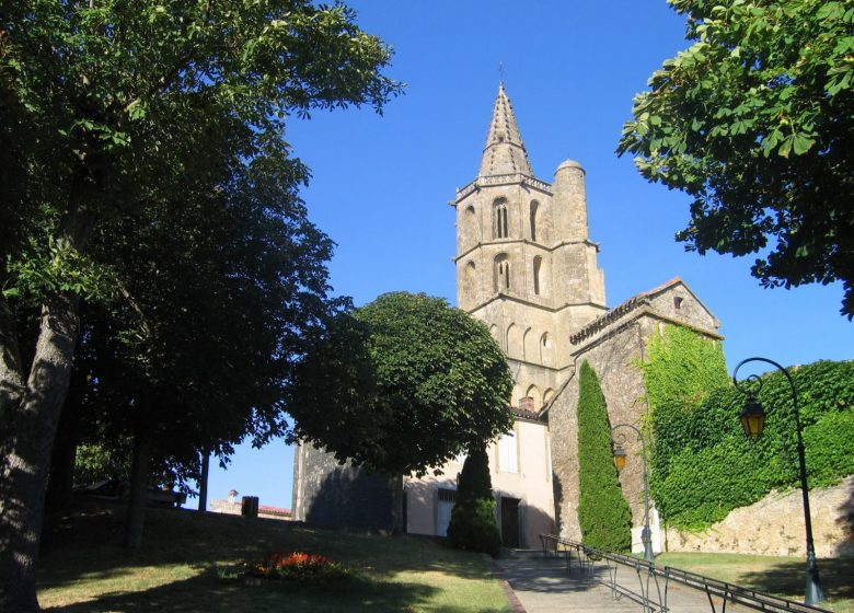 Avignonet Lauragais bell tower
