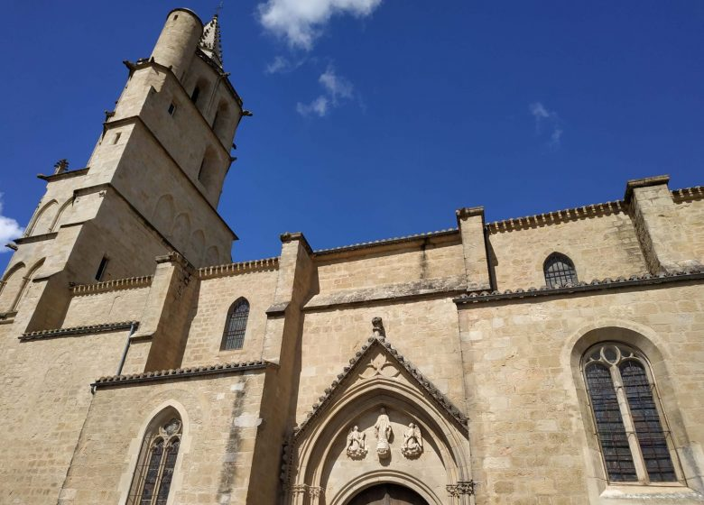 Avignonet Lauragais church © Lauragais Tourisme