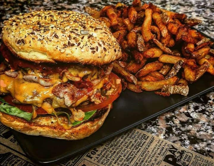 Burger txiki