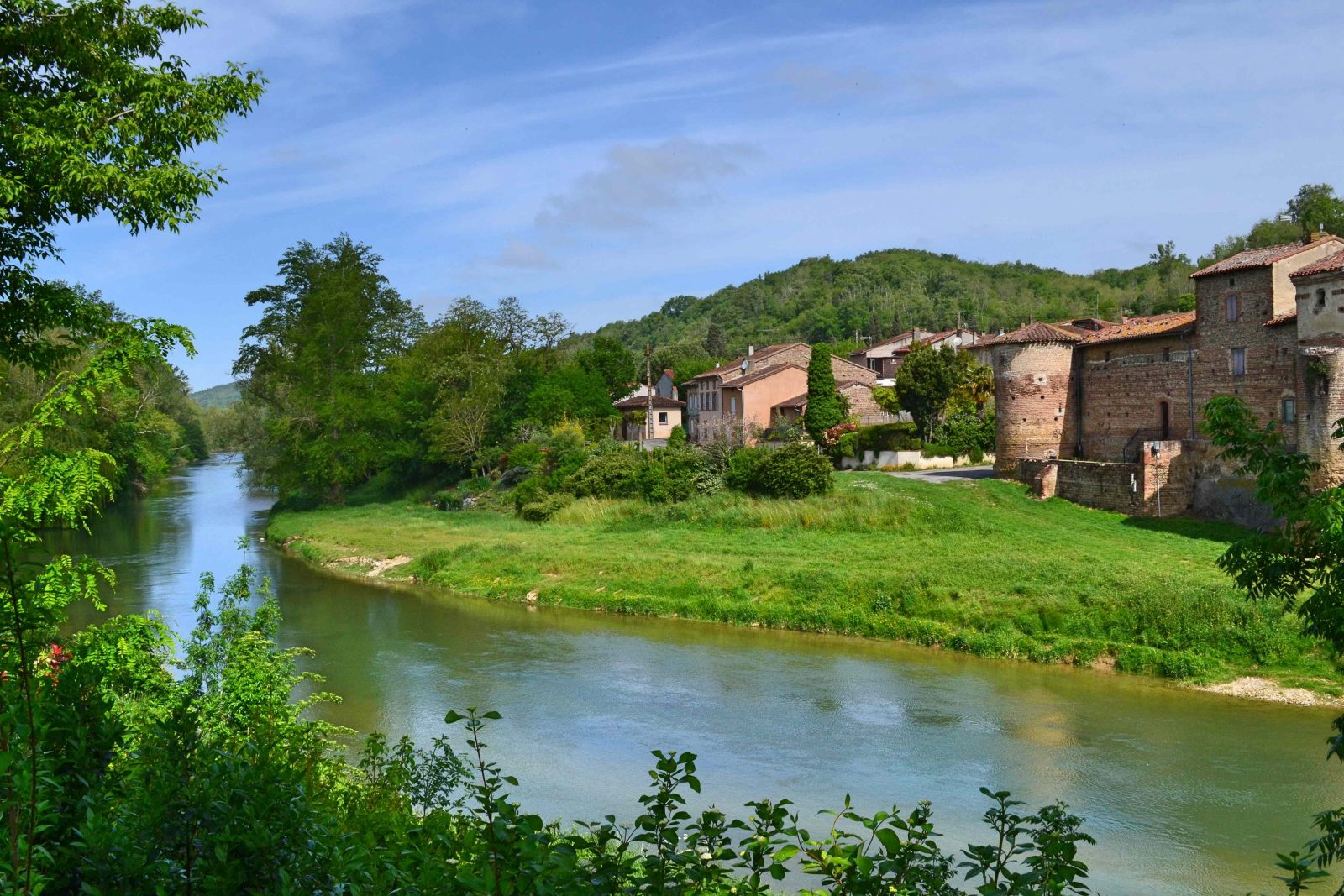 Calmont Hers Casa fortificada © Lauragais Tourisme