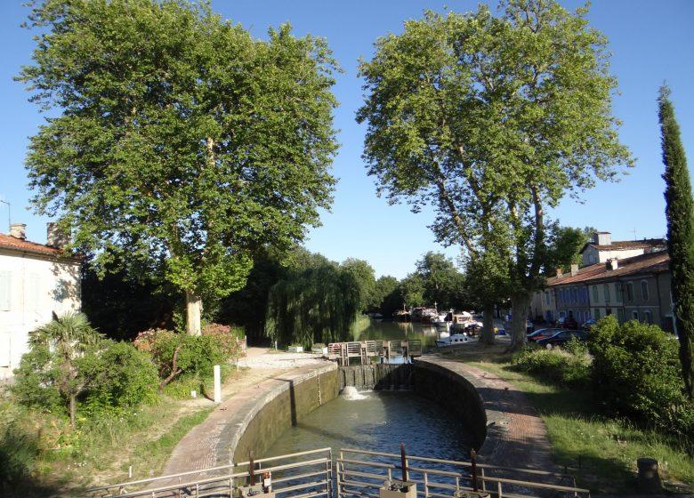 Canal du Midi Crédit Lauragais Tourisme