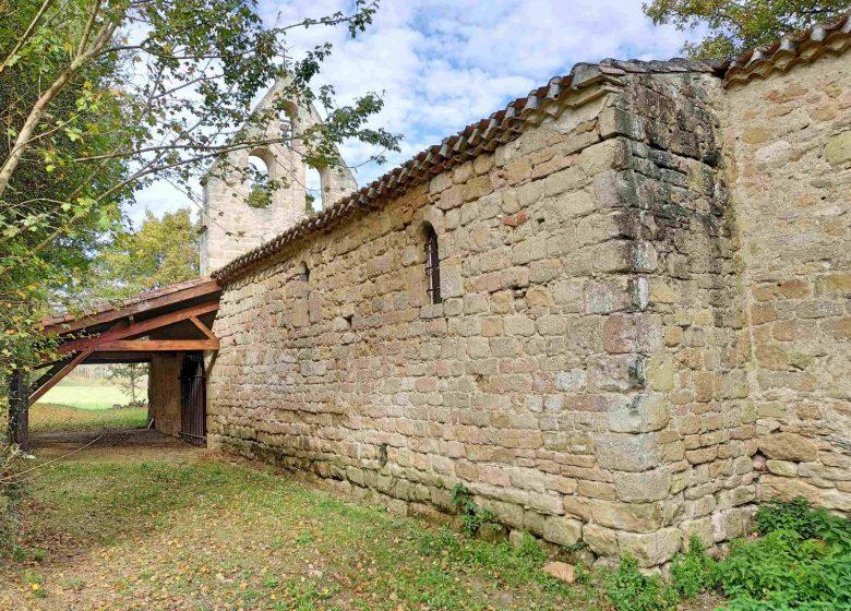 Chapelle Noumérens Auriac Vendinelle © Lauragais Tourisme