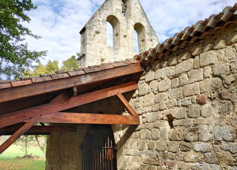 Chapelle de Noumérens © OT Nailloux- (1)