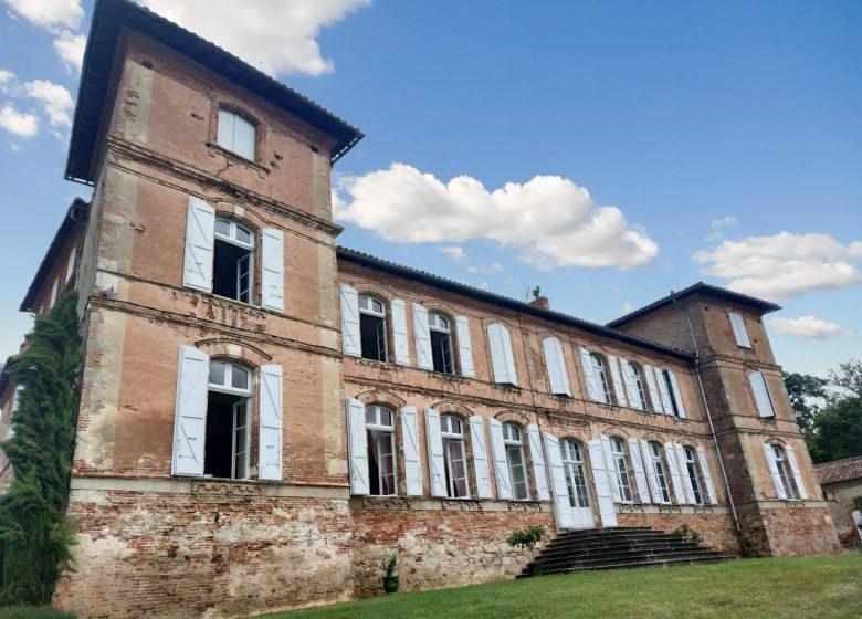 Chateau de Mourvilles 02 © Lauragais Tourisme