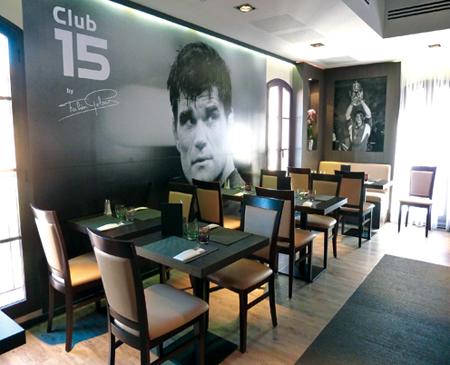 Club 15 NAILLOUX