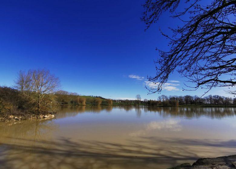 Lac du Val de Saune_St Foy_ Feb21 © Lauragais Tourisme (6)