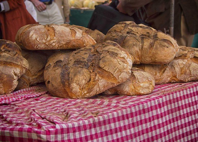 Marché pain © Pixabay
