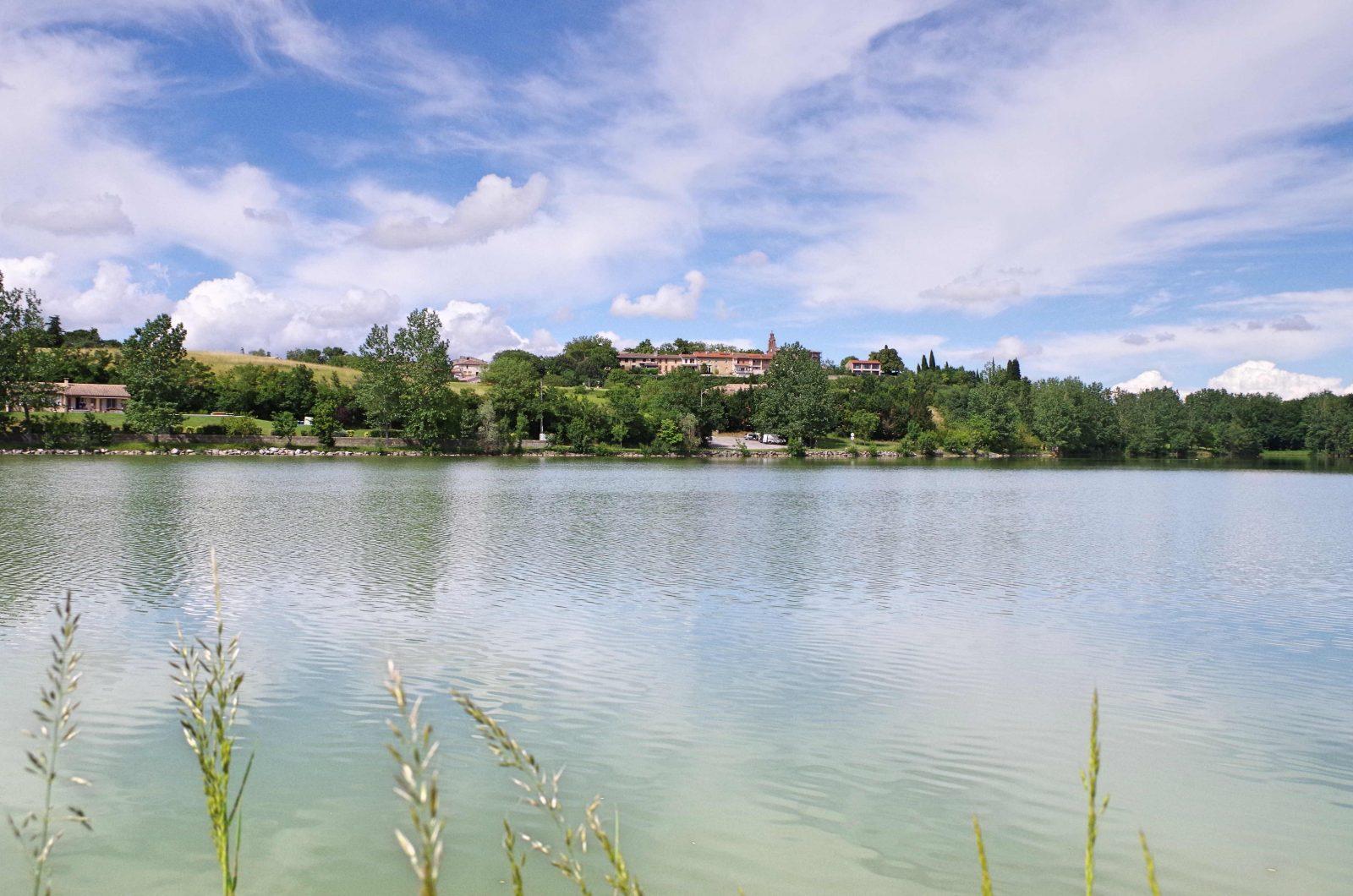 Vallègue lake