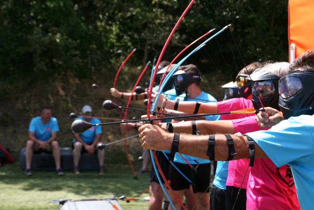 Zone Evasion archery tag 2