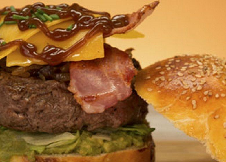 burger texan grill burg CARAMAN