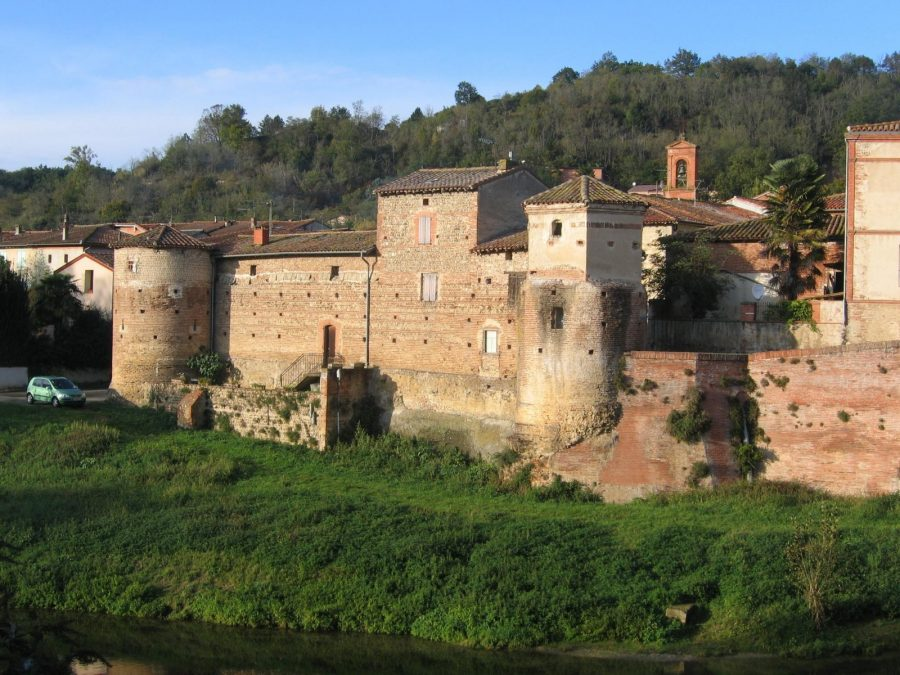 Itinerary Between hills and Pyrenees
