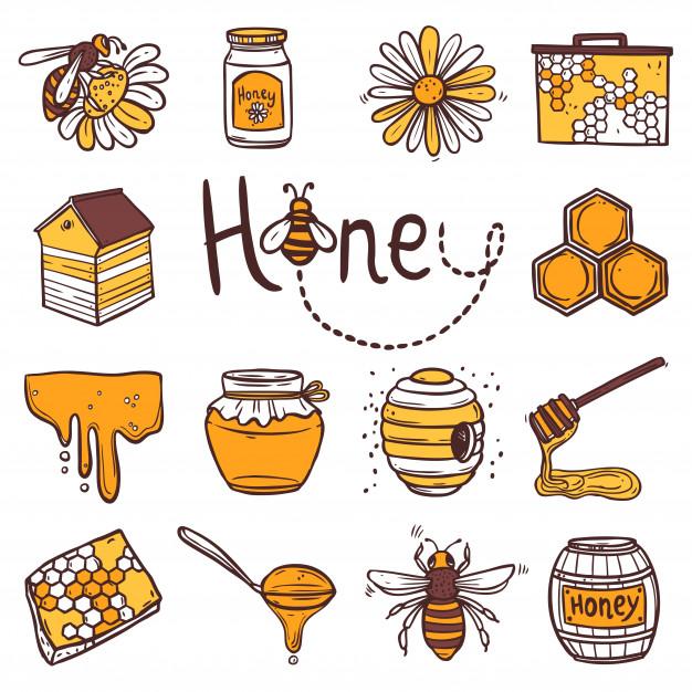 honey-free-royalty-free