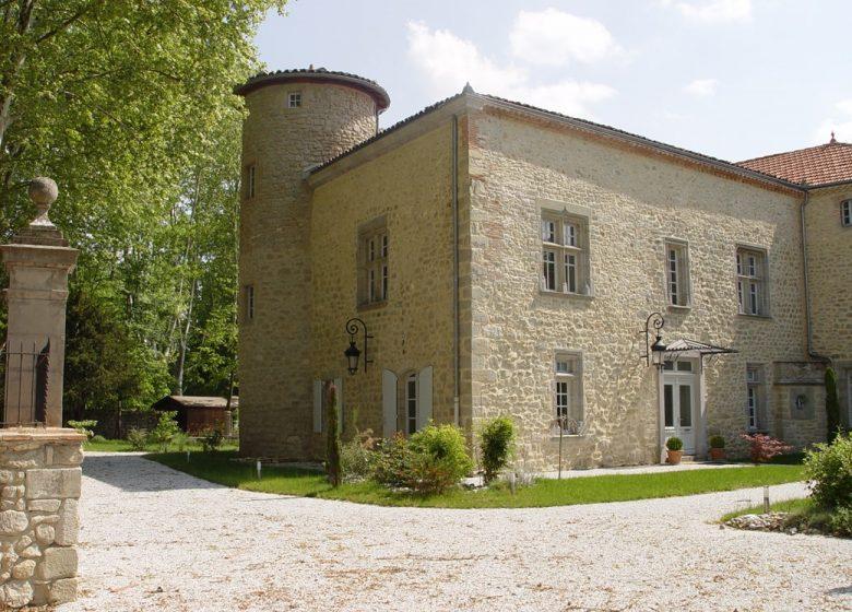 estudio 1chateau Auriac sur Vendinelle
